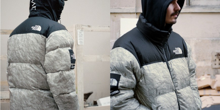 Supreme x The North Face blog
