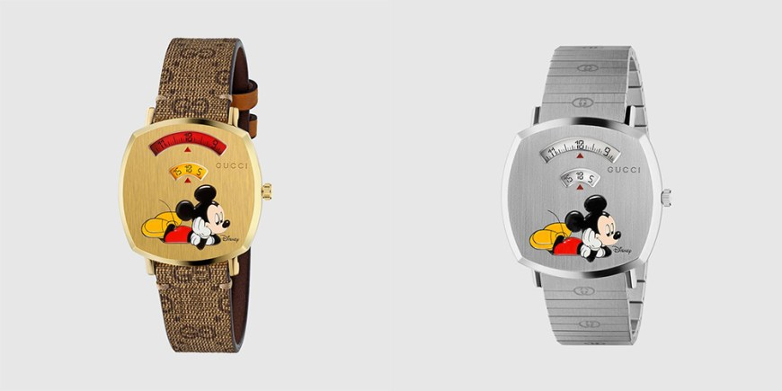 Disney x Gucci blog