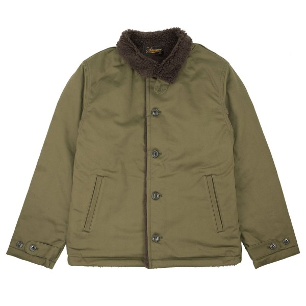 Stevenson Overall Co. Civilian Jacket - Olive