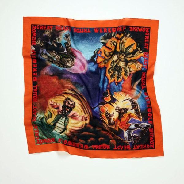 Acne studio Bandana scarves