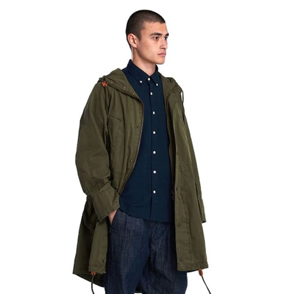Engineered Garments x Barbour 4