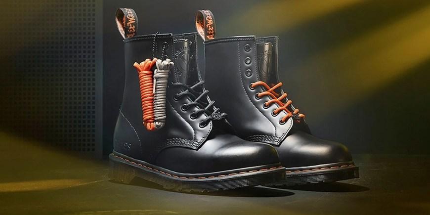 Dr Martens x Beams x Babylon 1460 Boot