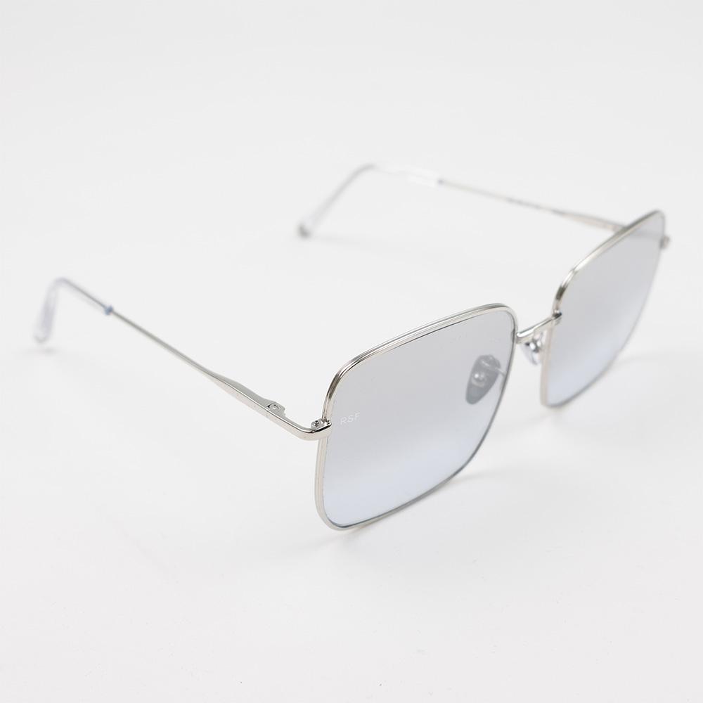 RETROSUPERFUTURE Medea Sunglasses - Silver Ombre