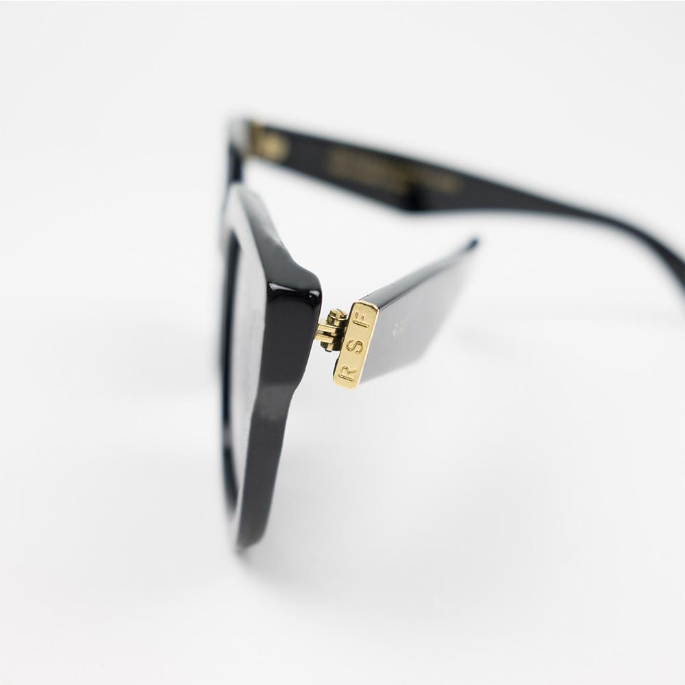 RETROSUPERFUTURE Sabato Sunglasses - Black