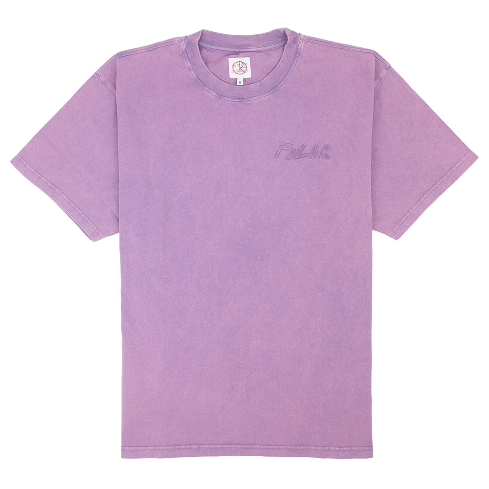 Elvira Logo Tee - Purple