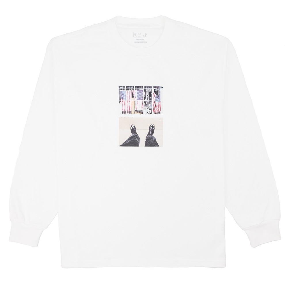 Happy Sad Around The World Longsleeve Tee