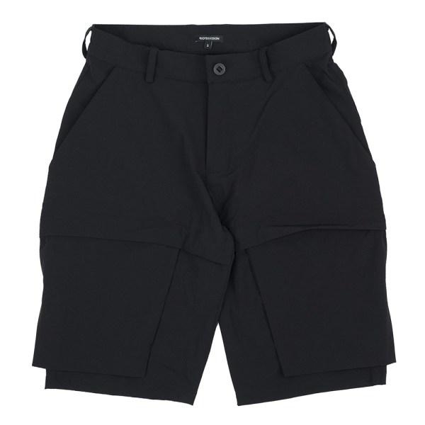 Riot Division Particle Shorts - Black