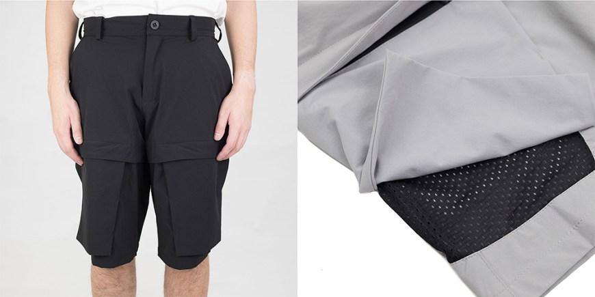 Riot Division Particle Shorts blog