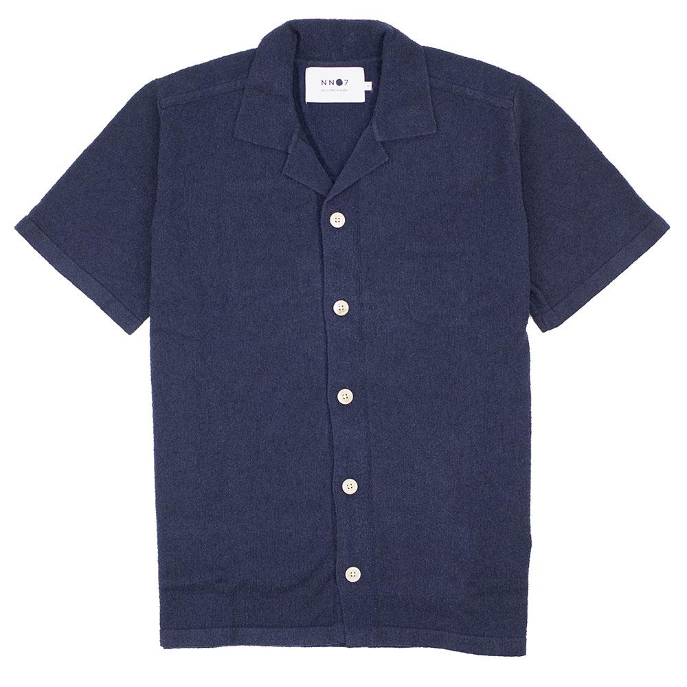 NN07 Miyagi Knit Shirt