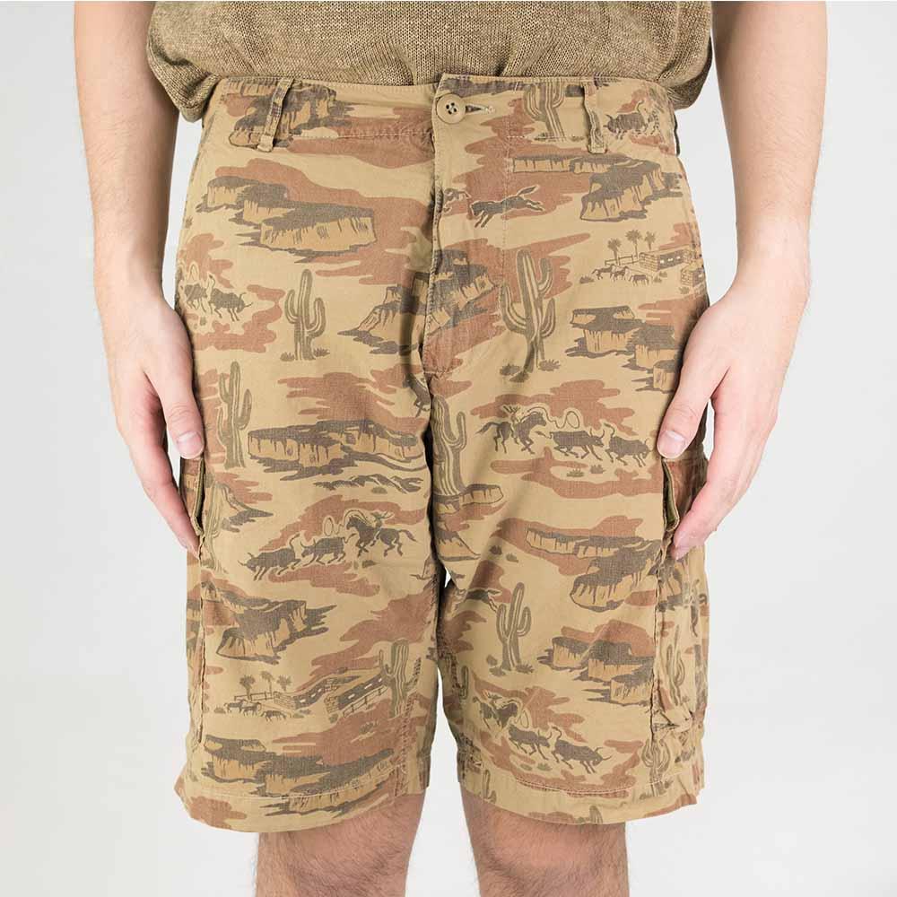 Rangerfinder Shorts - Khaki Camo
