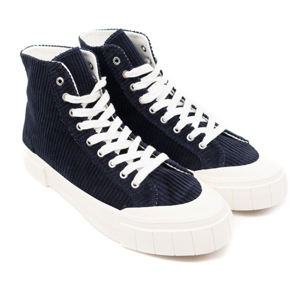 Good News Palm Corduroy Sneaker - Navy