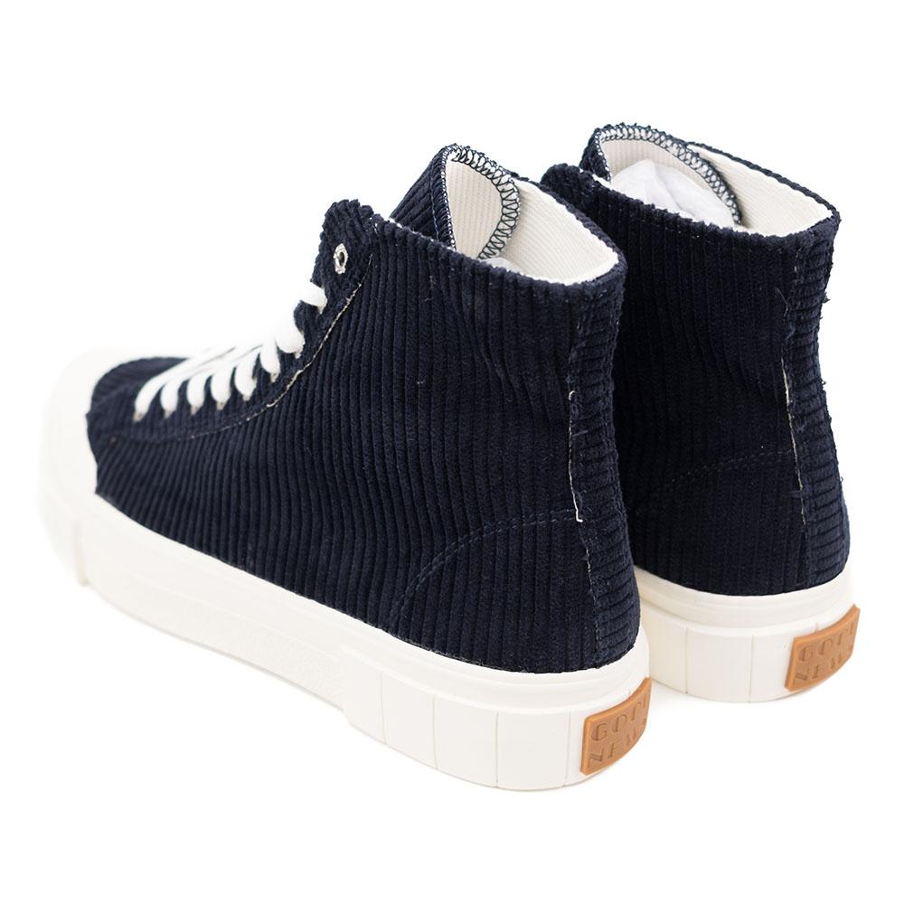 Good News Palm Corduroy Sneaker - Navy