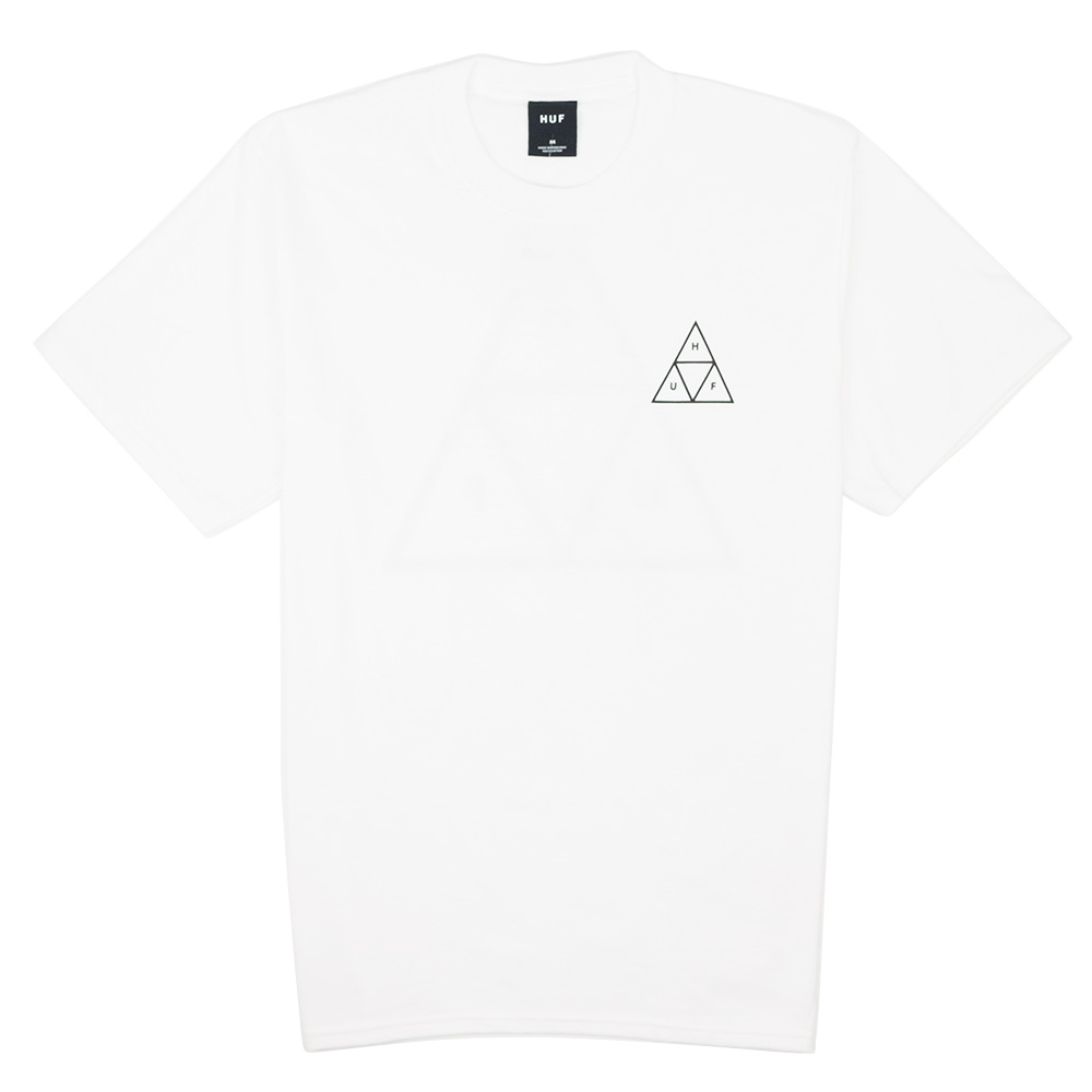 HUF Essentials Tt Tee - White