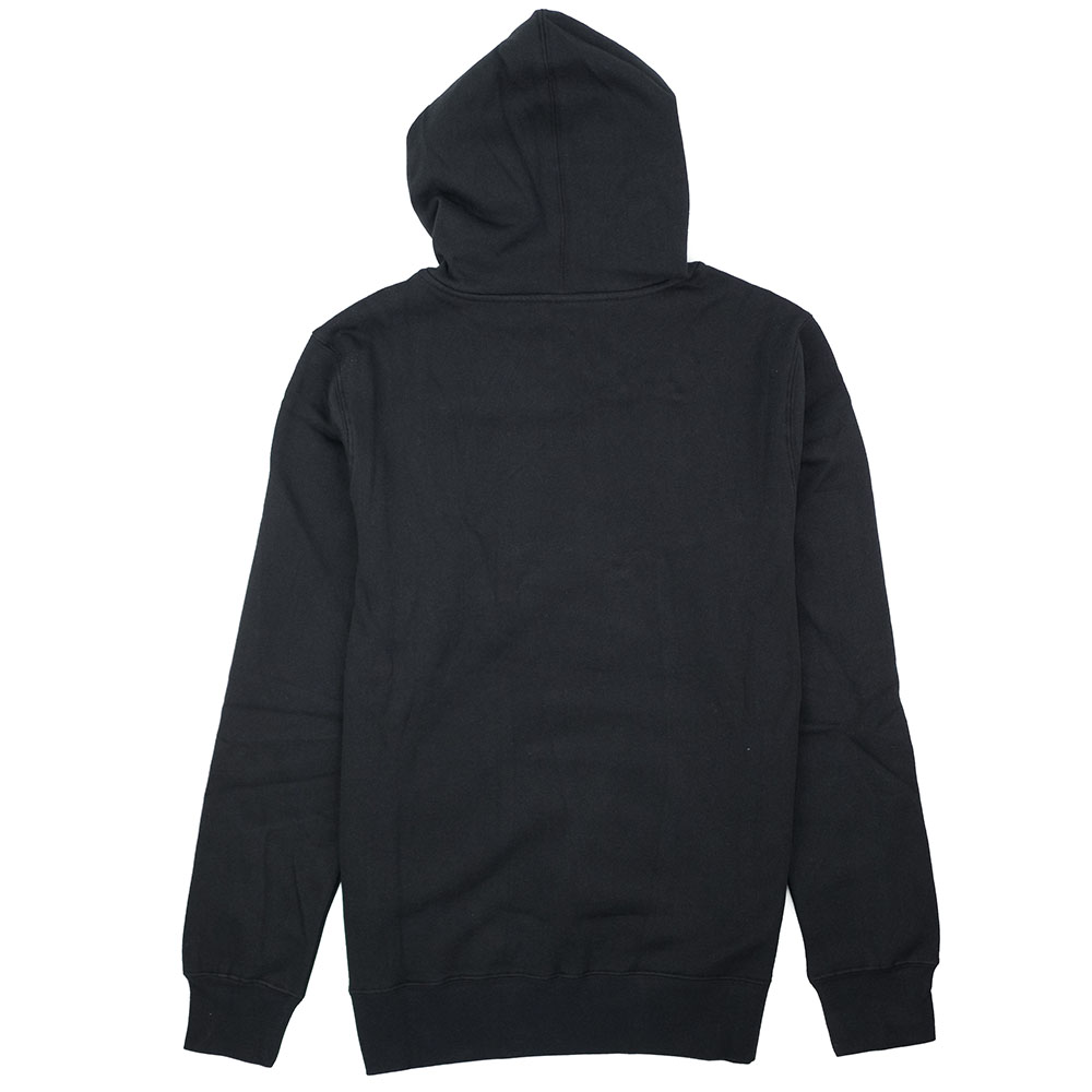 HUF OG Logo Pullover Hoodie - Black