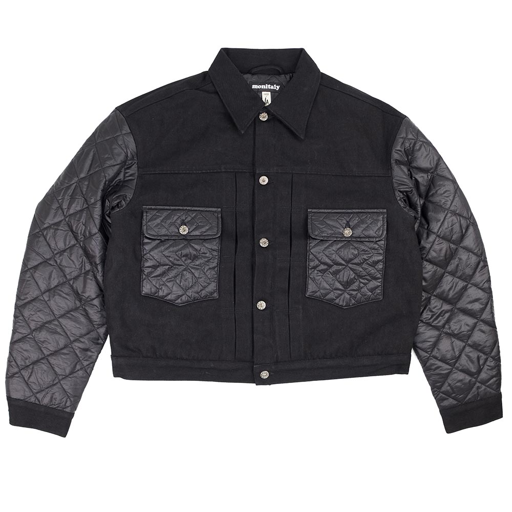 Monitaly Second Model Jacket - Black