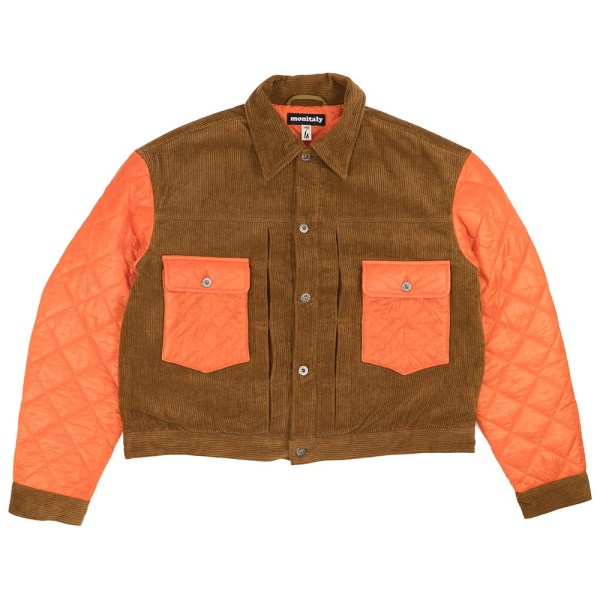 Monitaly Second Model Jacket - Chestnut