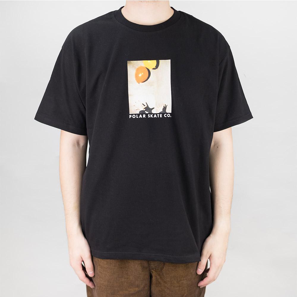 Polar Skate Co. Balloon Tee - Black