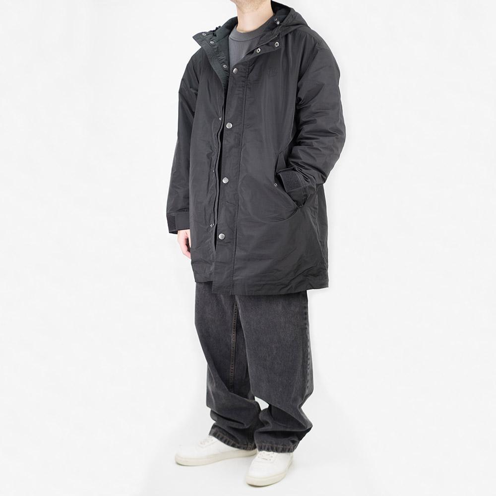 Polar Skate Co. Parka Jacket - Black