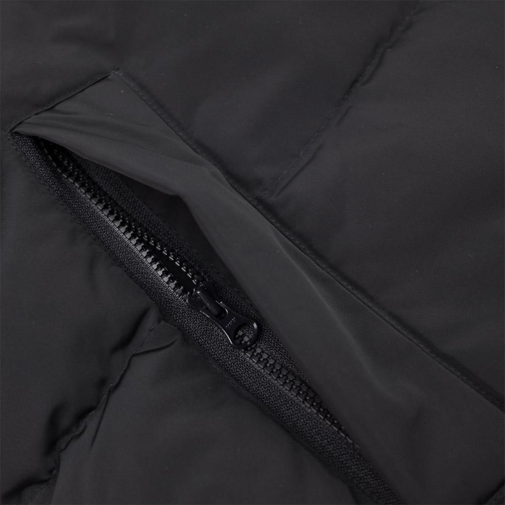 Polar Skate Co. Puffer Vest - Black