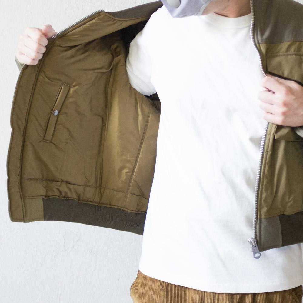 Kuro Bomber Jacket