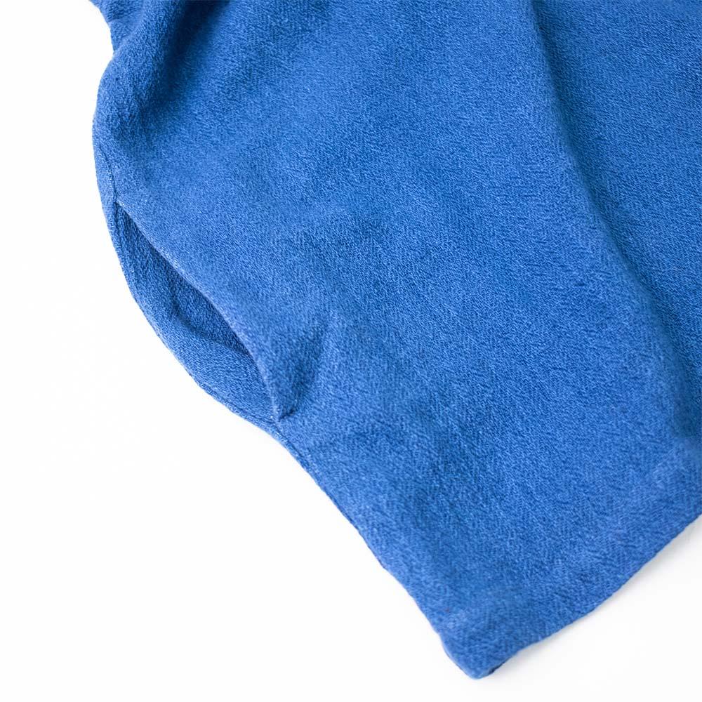 Taproot Hand dyed Long Sleeve Tee - Indigo