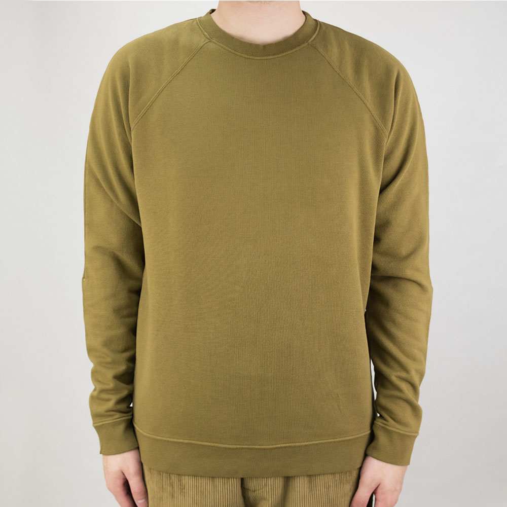 Folk Rivet Sweat - Tobacco