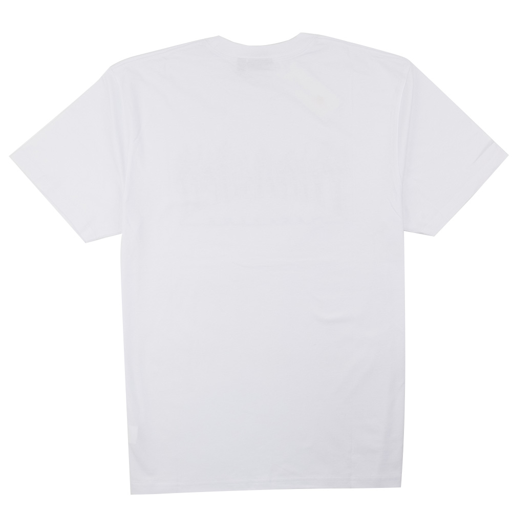 Thrasher (Japan) Real Flame S/S T-Shirt - White