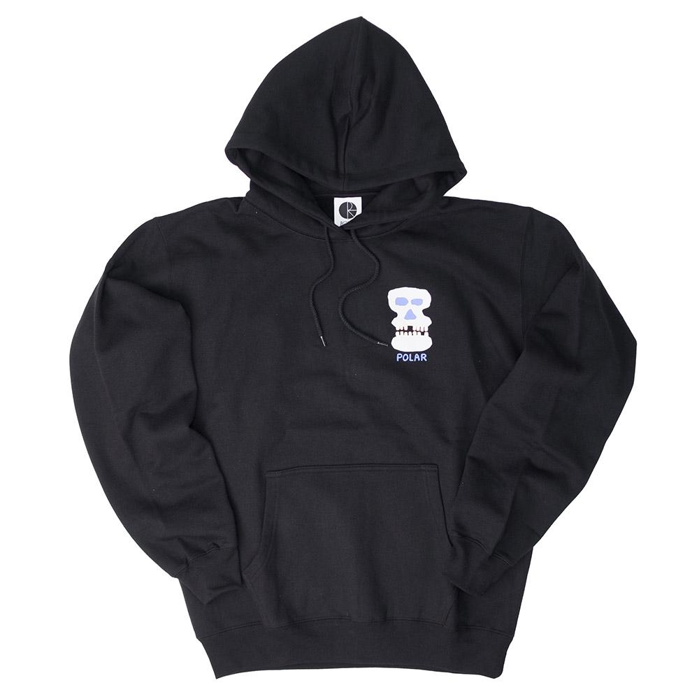Polar Skate Co. ACAB Hoodie - Black