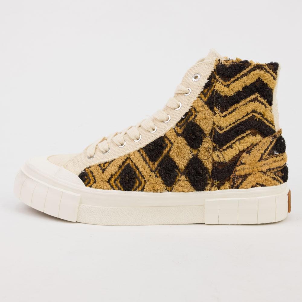Good News Palm Moroccan Sneaker- Oatmeal