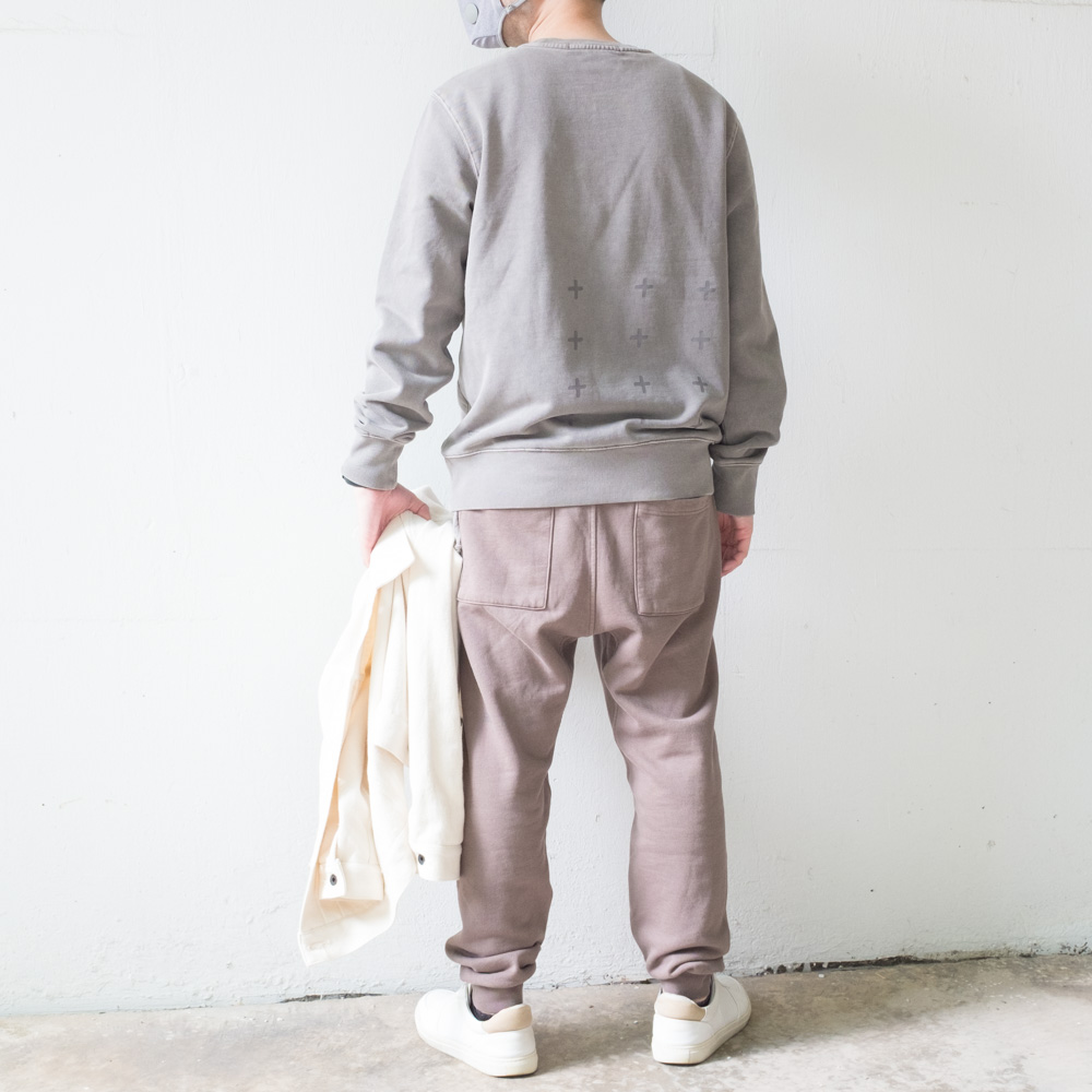 Ksubi crewneck x sweatpants