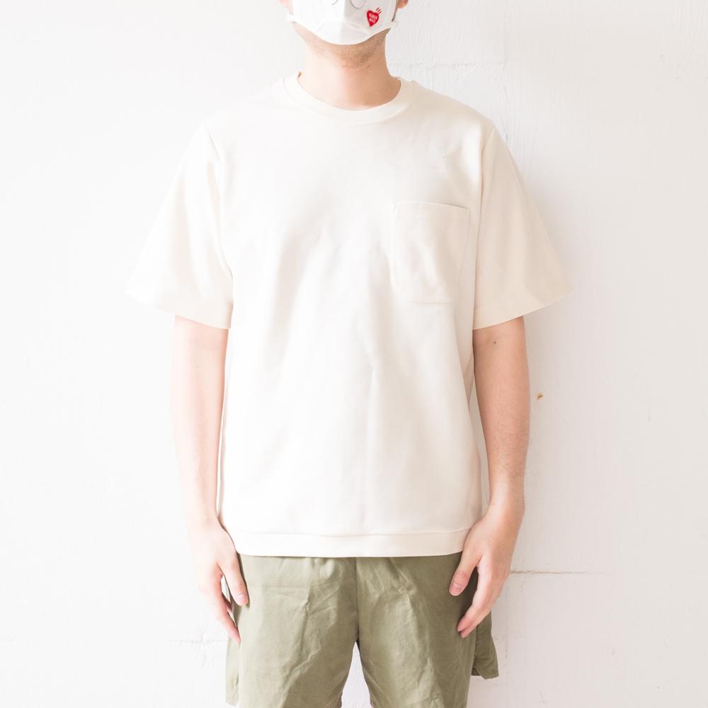 NN07 Denzel T-shirt - Vanilla