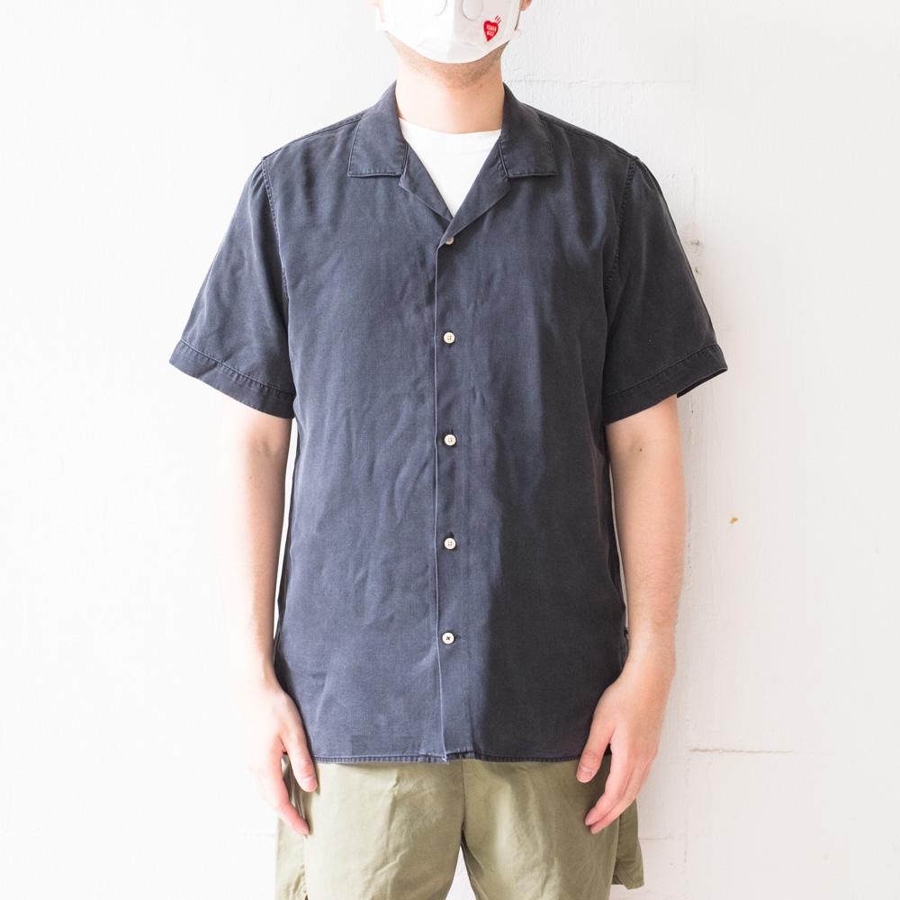 NN07 Miyagi Shirt - Grey Denim