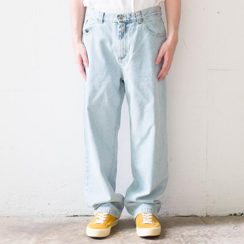 Polar Skate Co. '93 Denim - Light Blue