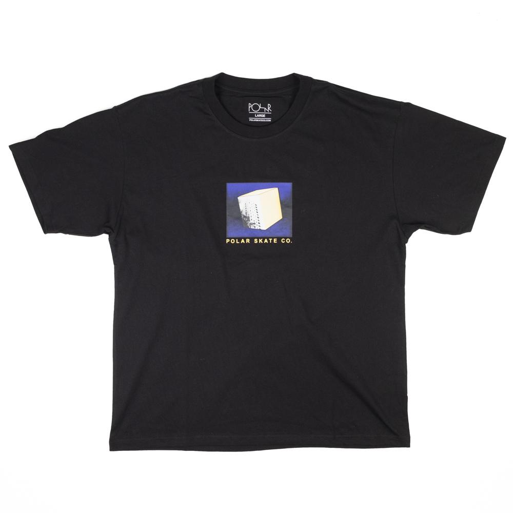 Polar Skate Co. Isolation Tee - Black