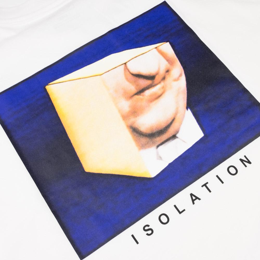 Polar Skate Co. Isolation Tee - White