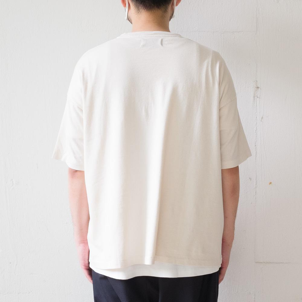 Kuro 17 BD Big Tee - Ivory
