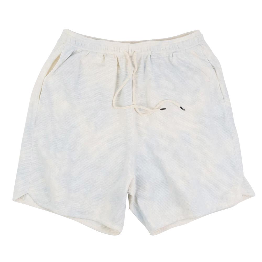 Kuro Honeycomb Shorts - Blue Mix