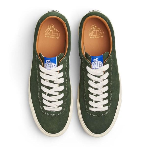 Last Resort AB VM001 Suede Lo Sneakers - Olive