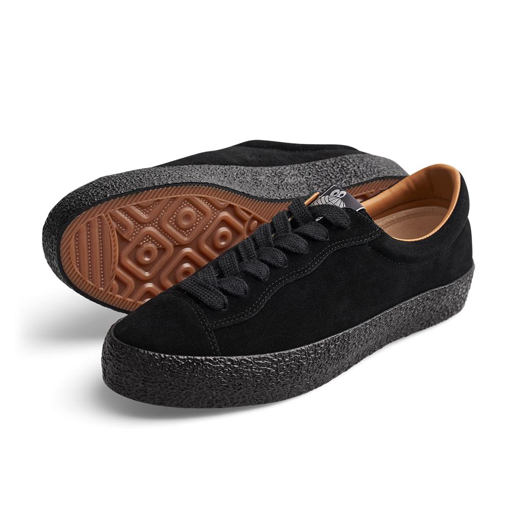 Last Resort AB VM002 Suede Lo Sneakers - Black/Black