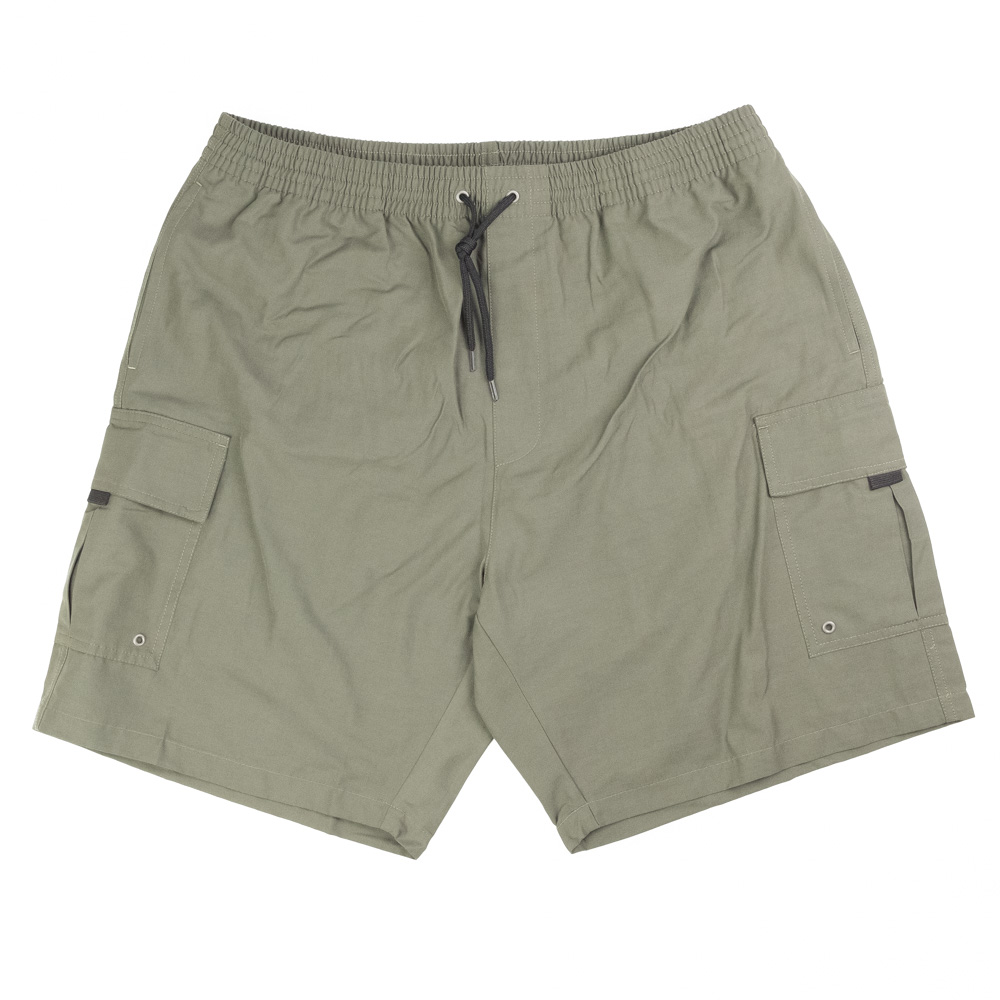 Polar Skate Co. Utility Swim Shorts - Olive