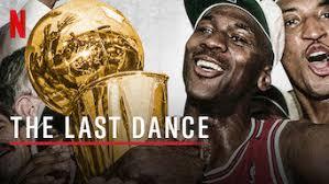 マイケル・ジョーダン 『ラストダンス』Netflix による90年代【ネタバレ】
