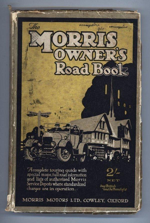 The Morris Owner's Road Book