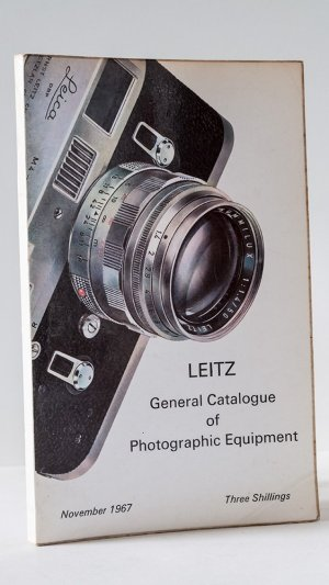 Leitz General Catalogue of Photographic Equipment November 1967