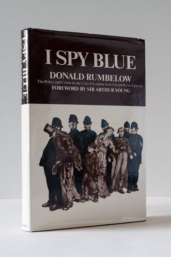 I Spy Blue