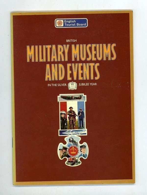 British Military Museums and Events in the Silver Jubilee Year