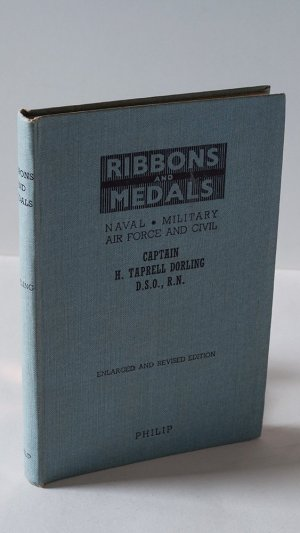 Ribbons and Medals Naval, Military, Air Force and Civil