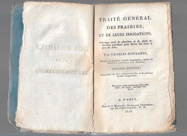 Traité Général des Prairies