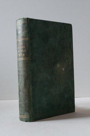 A List of Eton College 1907-9