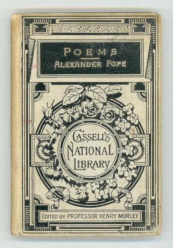 Alexander Pope: Poems (1700-1714)