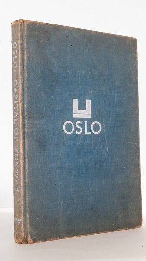 Oslo. Capital of Norway